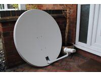 90 cm Satellite Dish