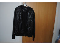 Bench Mens Leather Jacket for sale
