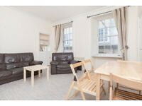 Extremely central, 1 bedroom, 1st floor flat on Rose Street with excellent storage available August