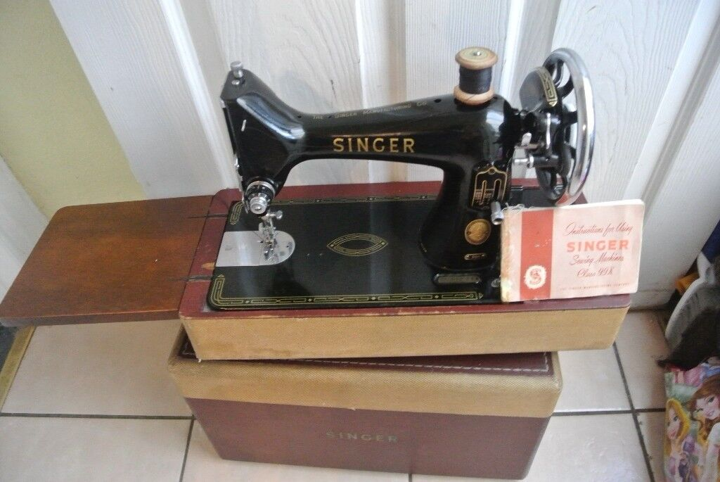 Singer40K SEMI INDUSTRIAL Sewing Machine With Instruction Manual Enchanting Singer Industrial Sewing Machine Instruction Manual