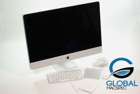 Apple iMac 27 inch 3.06 Ghz 8gb Ram 1TB Logic9 Adobe FinalCutProX/Studio **YOSMITE**
