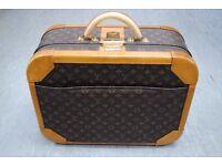 Louis Vuitton Suitcase 100% Genuine Fully Refurbished £2750