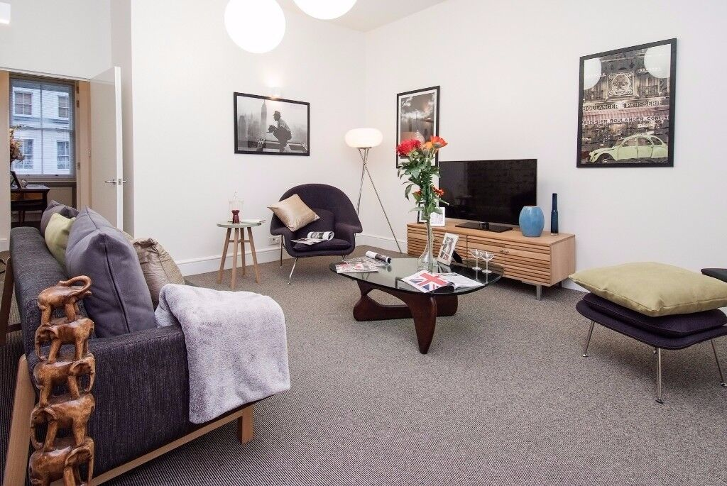 Lexham Gardens W8.A recently refurbished two bedroom flat