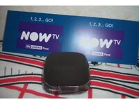 Now tv 6 Months Cinema Pass & New Now Tv Box
