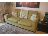 Very good condition fabric Sofa Bed