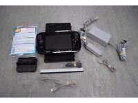 Nintendo Wii U 32GB Premium Pack £145