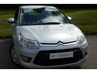 DIESEL AUTO**(10) Citroen C4 1.6 HDi 16v VTR+ EGS 5dr (DPFS)***£30 ROAD TAX** FINANCE ME