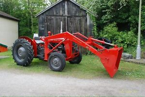 Wanted: Massey 35 Front Loader