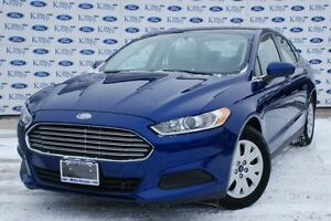 2014 Ford Fusion S*2.5L