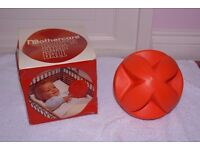 Baby's First Ball - by Mothercare 1970's Vintage - Boxed in very good condition.