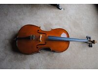 Three Quarter Size Student Cello Stentor 2