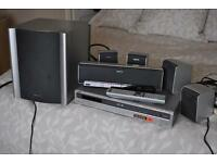 Sony Surround system & DVD player / recorder (for TV)
