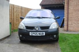 Renault Clio 2005 1.5dci (£30 tax a year)