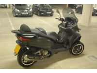 Piaggio MP3 500 Sport Excellent Condition 2800 miles (Motorcycle, Moped, Scooter)