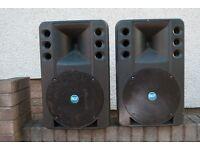 RCF ART300 Passive PA Speakers