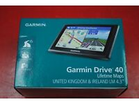 Garmin Drive 40 SatNav United Kingdom & Ireland £70