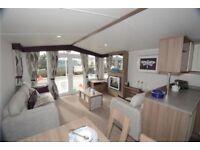 Luxury 3 Bedroom Swift Bordeaux Caravan for fast sale