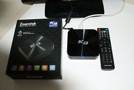 THE ZOOMTAK K9 PROBABLY THE BEST ANDROID TV BOX