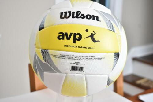 WILSON AVP Volleyball Replica Game Ball WTH1617