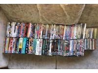 Job lot of DVD's and some CD's