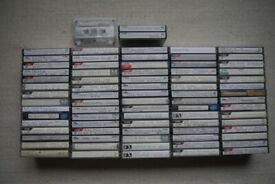 Collection of cassettes