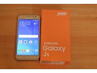 SAMSUNG GALAXY J5(DUAL SIM),BRAND NEW ,BOX PACK