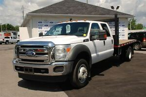 2012 Ford F-550 CHASSIS CAB XL