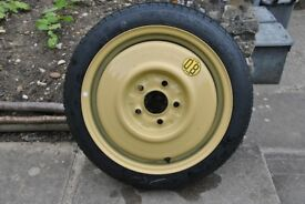"15"" Toyo Space Saver Spare Wheel (E60 T115/70D15 90M)"