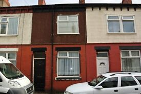 Two Bedroom Mid Terrace House in Blackpool