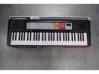 Yamaha PSR-F50 Digital Keyboard Boxed £84