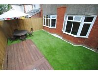 Stunning three bedroom flat to rent in Moordown with private garden!