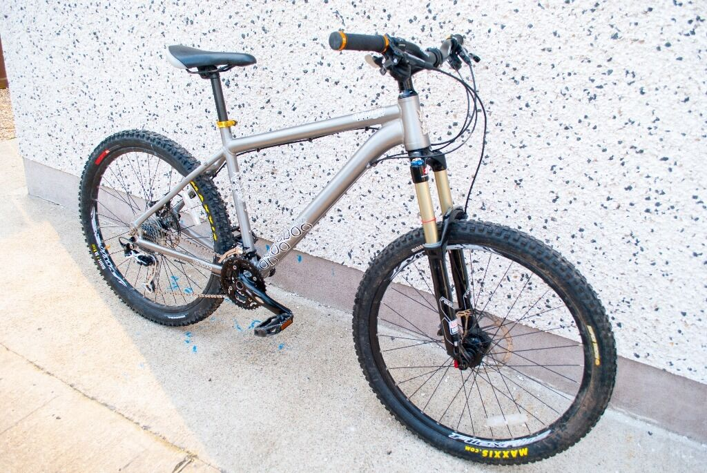 Voodoo Wanga HardTail Medium Frame (140mm Rockshox