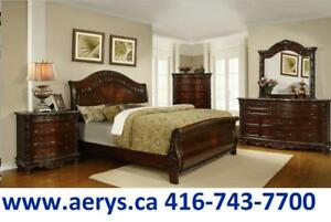 6PCS Bedroom Set on Huge Sale!!! CALL 4167437700
