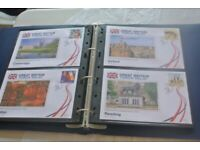 1ST DAY COVERS STAMP COLLECTIN