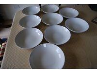 Large Dinner Bowls - 24cm