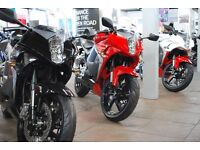 Biggest Range Of 50cc And 125cc Bikes And Scooters In Stock * 5 YR WARRANTY *