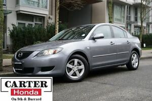 2005 Mazda MAZDA3 GS + MUST GO!!