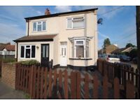 Lovely 2 Bed Victorian House near c2c Station and local amenities