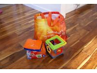 Toys and books for toddlers for sale