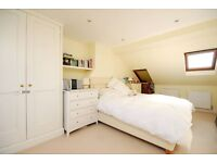 SW6 Fulham Broadway furnished double bedroom + full bathroom £1200 pcm all incl. / avail. 4 Sept