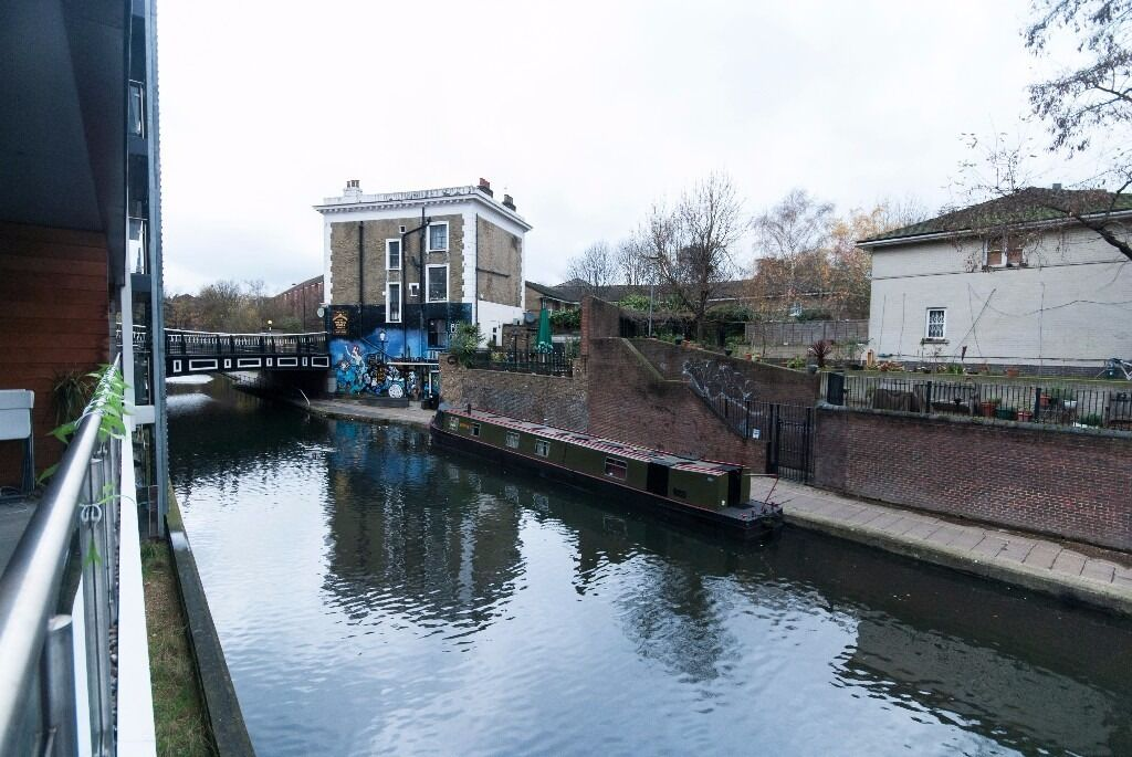2 BED 2 BATH CAMDEN-STAR WHARF- CANAL VIEWS