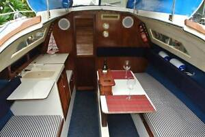 FAR 7500 TRAILER SAILER **MAXI of the Trailer-able Yachts Yamba Clarence Valley Preview