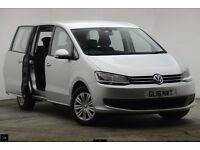 PCO REGISTERED | UBER READY | NEARLY NEW 2016 VOLKSWAGEN (VW) SHARAN TDI