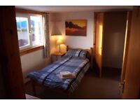 Workmen accommodation, secure single or twin room all bills included wifi,tv and parking Invergordon