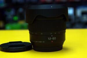 Lumix 12-60mm OIS lens for Micro 4/3
