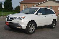 2009 Acura MDX SH-AWD 7 PASSENGER FULLY LOADED