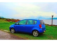 For Sale! Mitsubishi Colt CZ2, 1332 cc petrol engine. Remote Central locking and spare key.