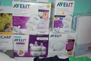BABY & MATERNITY Closeouts!!! Avent Washable Nursing Pads NEW in Box