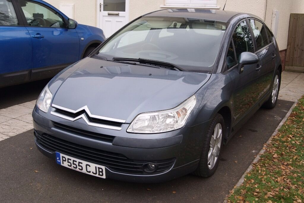 citroen c4 2006 automatic 990 in taunton somerset gumtree. Black Bedroom Furniture Sets. Home Design Ideas