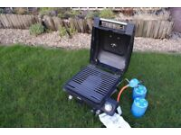 COMPACT PORTABLE GAS BBQ